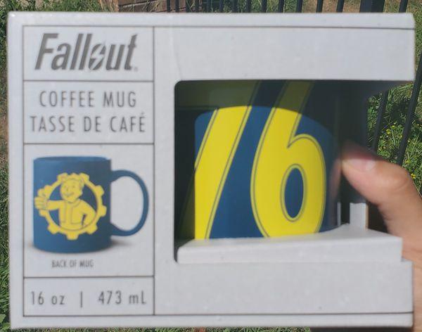 Fallout 4, 76 Vault Boy Coffee Mug