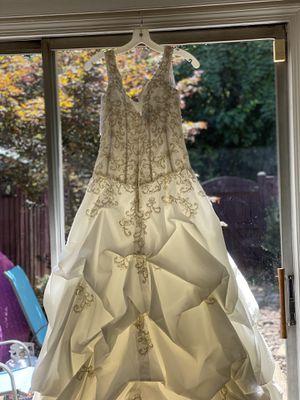 Wedding Dress for Sale in Burke, VA