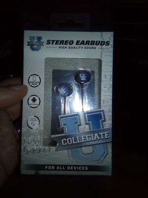 Stereo earbuds for Sale in STAMPING GRD, KY