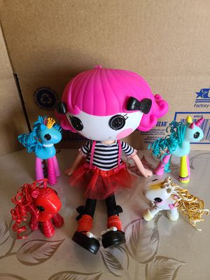 Lalaloopsy Doll for Sale in Santa Clarita, CA