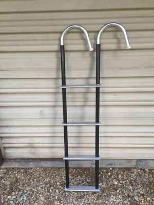 Boat or pontoon stainless steel ladder $75 for Sale in Varna, IL