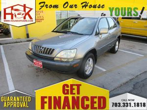 2003 Lexus RX 300 for Sale in Manassas, VA