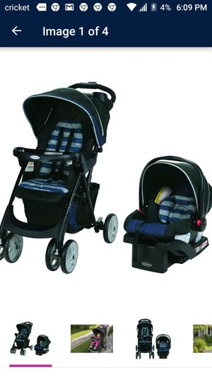 Brand New in box Graco Comfy Cruiser/Travel system. for Sale in Austin, TX