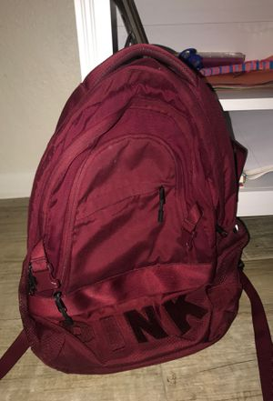 maroon PINK backpack for Sale in TWN N CNTRY, FL