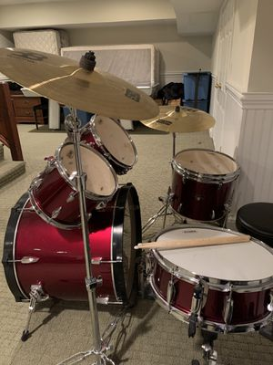 Tama 5 piece drum set for Sale in New Canaan, CT