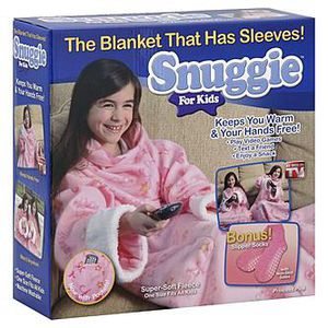 New! SNUGGIE FOR KIDS Wearable Body Blanket for Sale in Pacifica, CA