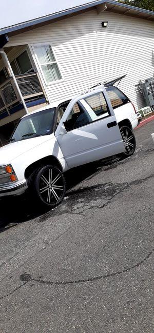 Chevy blazer for Sale in Seattle, WA