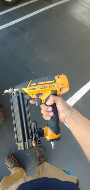 Bostitch nail gun for Sale in Santa Ana, CA