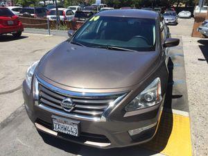 2014 Nissan Altima for Sale in El Cerrito, CA