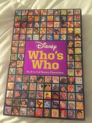 A Disney character dictionary book for Sale in Greenfield, CA