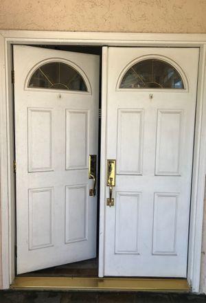 Double front doors for Sale in San Dimas, CA