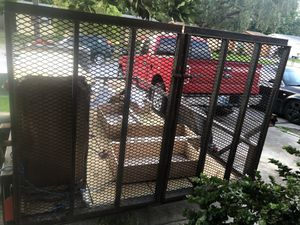 10' X 6' utility trailer for Sale in Port Richey, FL
