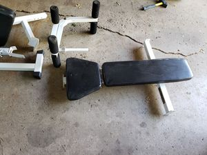 Workout bench for Sale in Belleville, MI