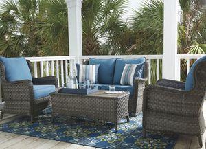 Blue Patio Set *sale* for Sale in Phoenix, AZ