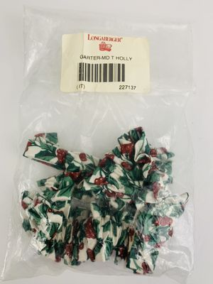 Longaberger Garter for Medium MD Traditional Holly Basket 227137 for Sale in Renton, WA