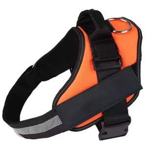 Dog Harness Orange Vest BRAND NEW All Sizes XS S M L XL XXL for Sale in Miami, FL