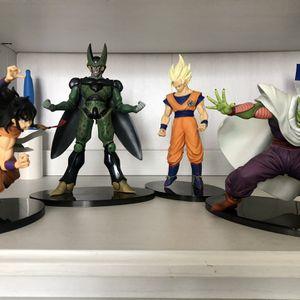 Dragonball Z Figures for Sale in Chula Vista, CA