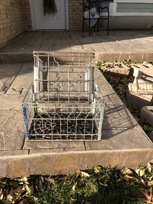 Wire crates for free for Sale in Arvada, CO