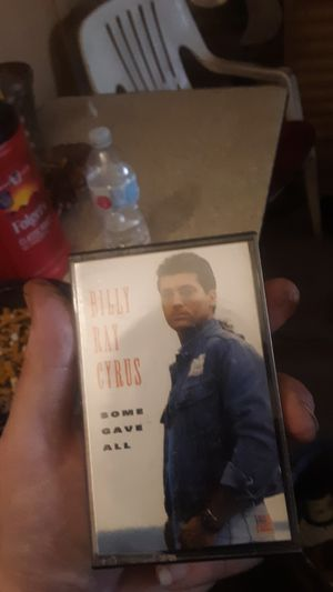 Billy ray cyrus cassette for Sale in Scottsdale, AZ