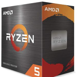 AMD Ryzen 5 5600X 6-core 12-Thread Unlocked Processor with Wraith Stealth Cooler New for Sale in Fullerton, CA