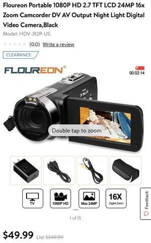 Camcorder for Sale in VLG LOCH LOYD, MO