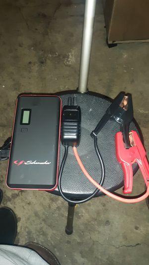 New Portable Schumacher SL1315 Jump box for Sale in Cheyenne, WY