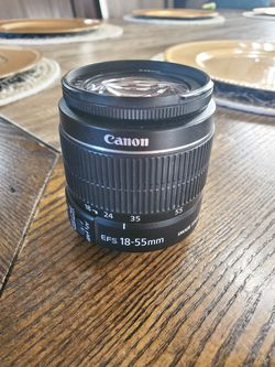 Canon 18-55mm lense for Sale in Anaheim,  CA