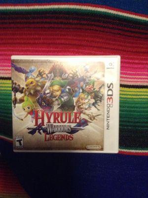 Hyrule Warriors Legends (Nintendo 3DS) for Sale in Pico Rivera, CA