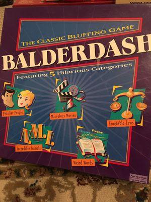 Balderdash Board Game for Sale in Boca Raton, FL