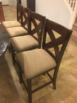 4 Barstool Chairs for Sale in Chandler, AZ