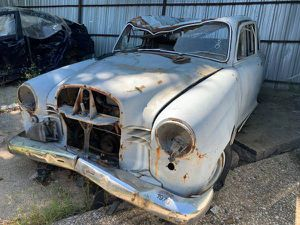 1962 Mercedes-Benz 190 for parts for Sale in Dallas, TX