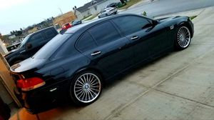 2007 BMW 750I Make Good Offer and yours.. for Sale in San Antonio, TX