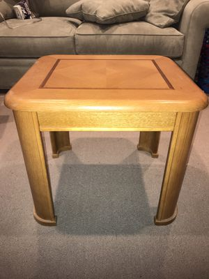 End coffee tables!! for Sale in New York, NY