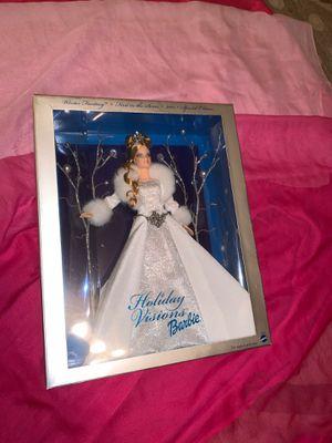 Holiday visions Barbie for Sale in Sarasota, FL