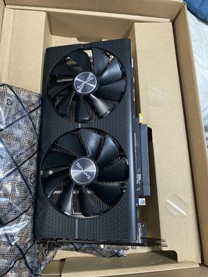Sapphire rx 570 4gb Gpu Pc computer parts for Sale in Fort Worth, TX