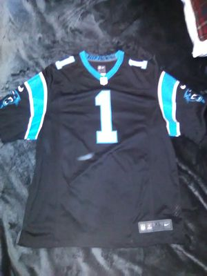 Panthers Cam Newton jersey for Sale in Pawtucket, RI