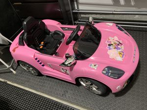12V Kids Battery Powered Remote Control Electric RC Ride On Car w/ LED Lights, for Sale in Cumberland, RI