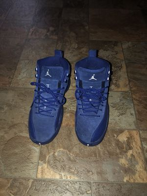 d0bf39f6883 Jordan retro 12 Deep Royal size 8 for Sale in Clearwater, FL