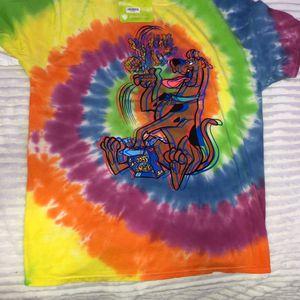 Scooby Do Tie-dye shirt for Sale in Alpharetta, GA