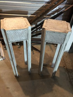 Matching side tables for Sale in Calera, AL