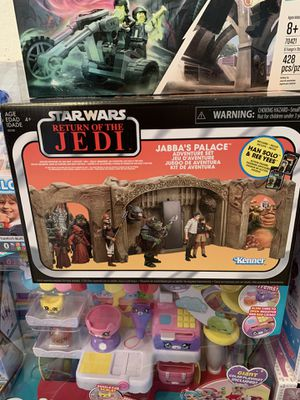Return of the Jedi Jabbas palace vintage set for Sale in Menifee, CA