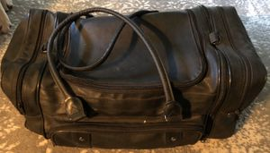 Leather travel bag for Motorcycle gear for Sale in Vancouver, WA