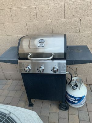 PENDING - Grill and Propane Tank for Sale in Gilbert, AZ