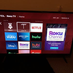 Brand Tcl New Roku 32 for Sale in Stoughton, MA