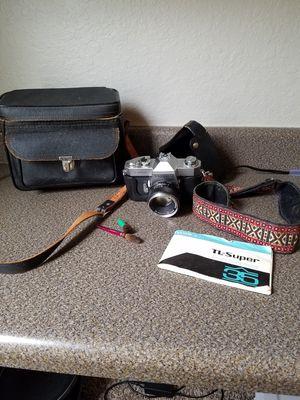 Vintage Yashica TL-Super Camera for Sale in Tampa, FL