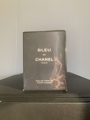 Perfume Bleu de Chanel (brand new, sealed) for Sale in Queens, NY