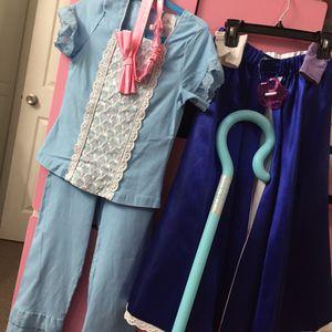 Disney Store Bo Peep girl Halloween costume size 9/10 for Sale in Redondo Beach, CA