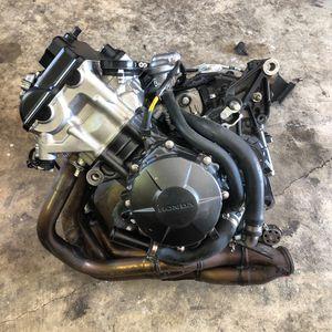 2017 cbr 600rr motor and parts for Sale in Miami, FL