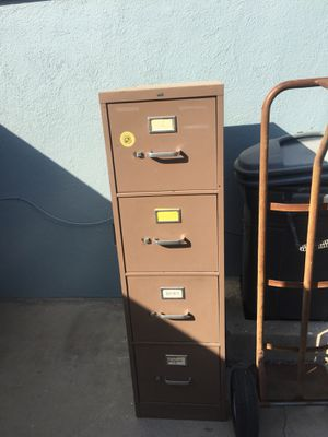 4 Drawer Filing Unit for Sale in La Habra, CA