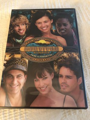 Survivor Micronesia DVD for Sale in Houston, TX